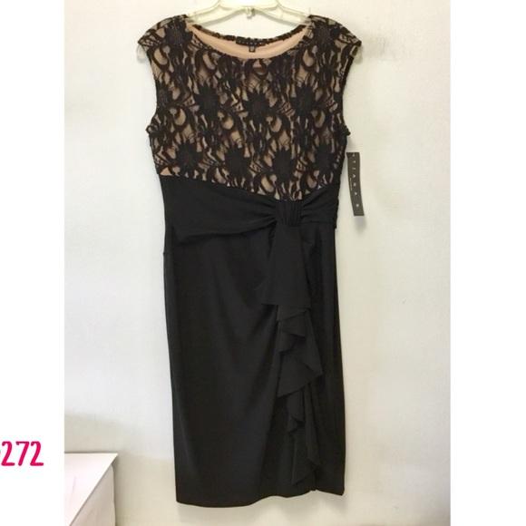 Tiana B. Dresses & Skirts - NWT Tiana B. Sleeveless Lace Shift Dress